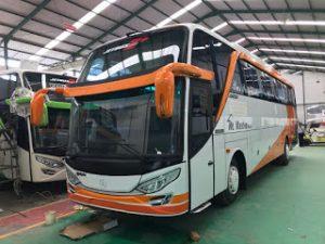 Sewa Bus Kediri - 0823-3351-0588